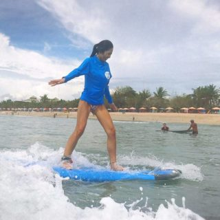 Surf Training In Bali