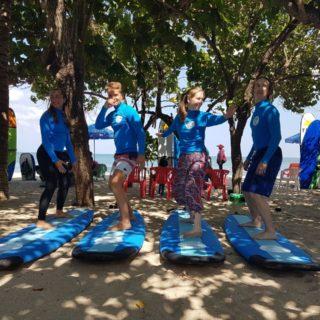 Surf Lesson Bali