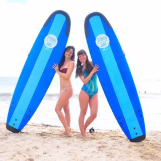 Intermediate Surf Lessons In Bali