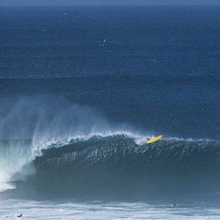 Uluwatu big waves